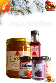 Basket Condiments I