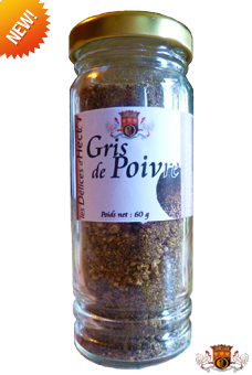 gray pepper