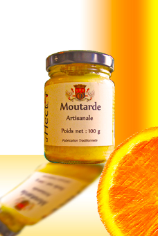 Moutarde à l'Orange