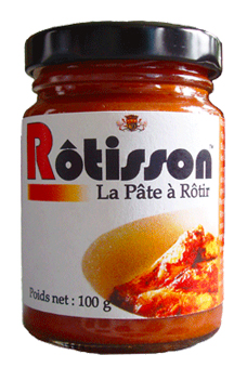 Rôtisson, roasting paste